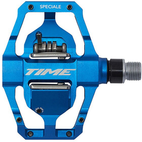 Time Speciale Pedals blue